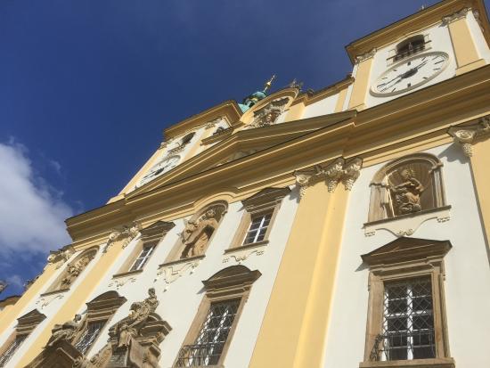 Svatý Kopeček: Basilica
