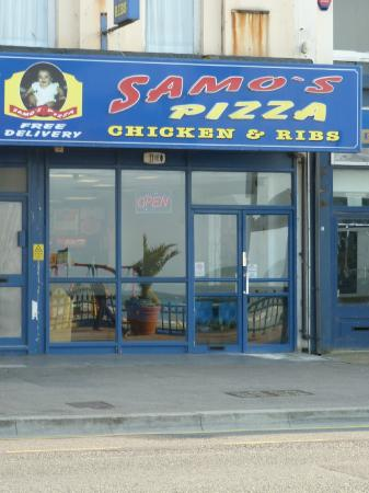 Samo's Pizza