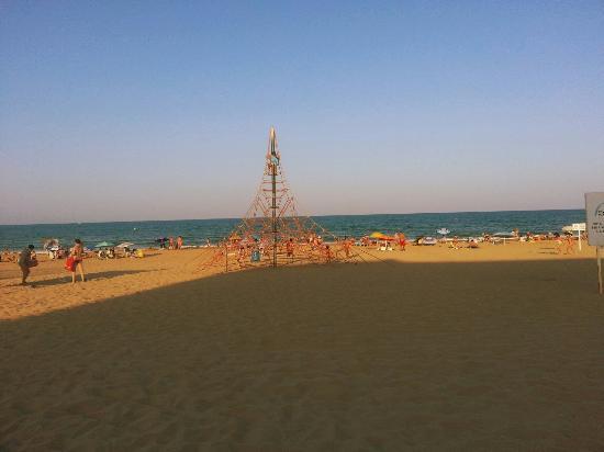 Playa de Guardamar: Strand Guardamar 😊