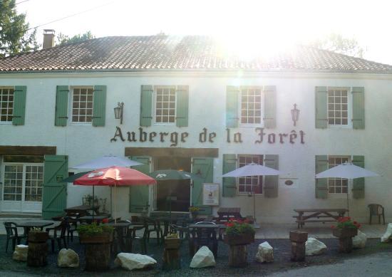 Auberge de la foret mervent restaurant reviews phone for Auberge de la maison tripadvisor