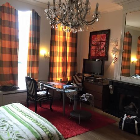 Amstel Canal Guest House: Canal View Room