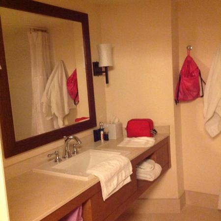 Tropicana Las Vegas - A DoubleTree by Hilton Hotel: Bathroom
