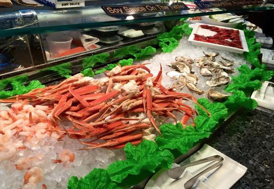 seafood bar picture of miyako japanese buffet pompano beach rh tripadvisor com isle casino buffet prices