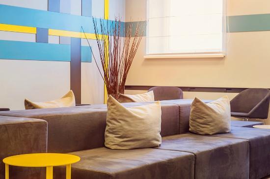 Ecotel Vilnius: Lobby