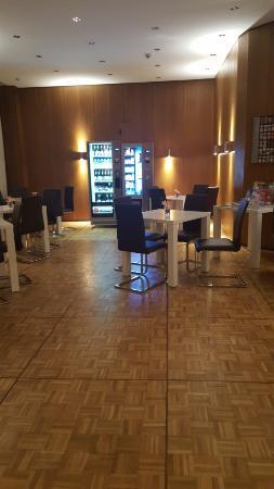 Novum Hotel Lichtburg am Kurfuerstendamm: Triste hotel områder