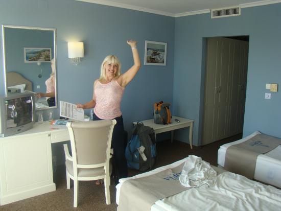 Sofia Hotel: Наш номер