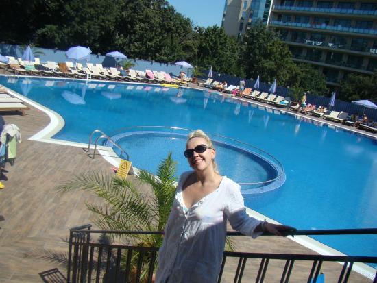 Sofia Hotel: идем загорать