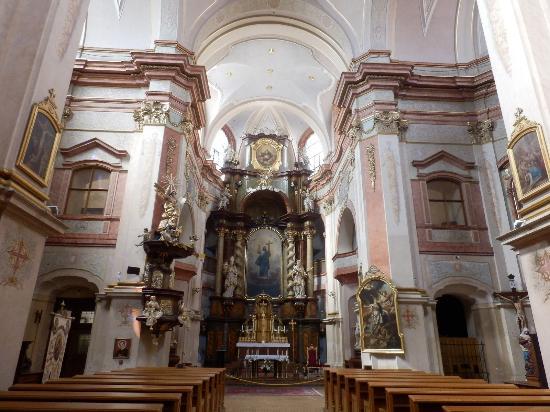 Kostel Panny Marie Matky ustavicne pomoci