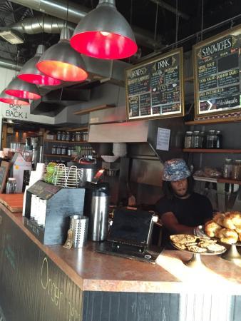 The Blind Dog Cafe