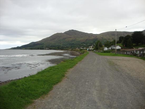 Carlingford, Ireland: Pathway