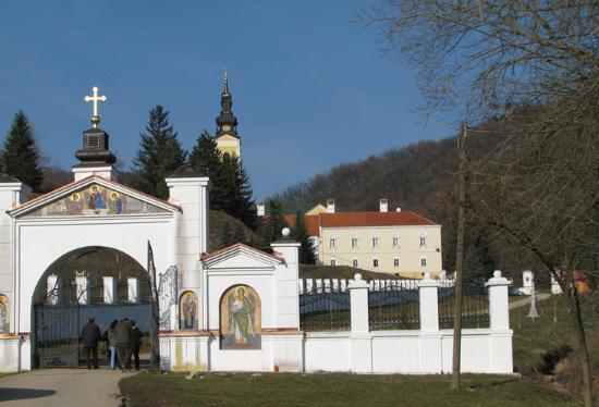 Fruska Gora Monasteries