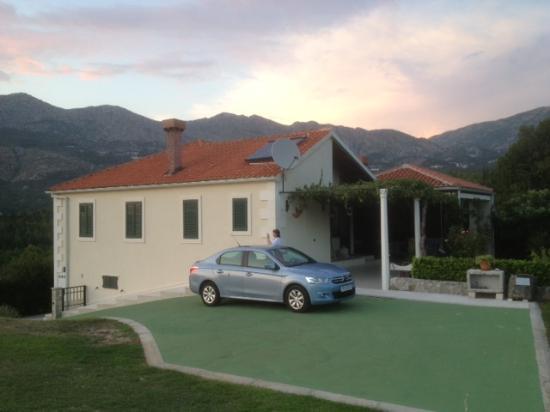 Konavle, Kroatien: Villa Milicic