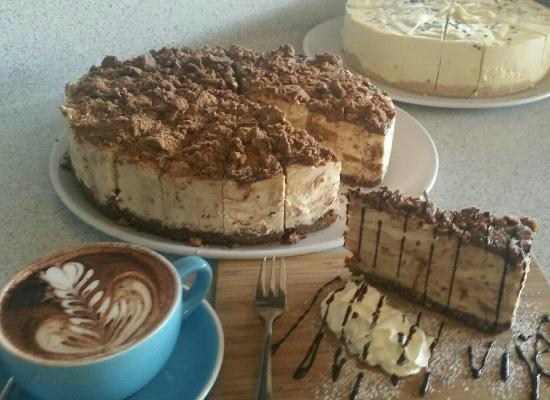 Belle Vue Cafe: Homemade Goodies
