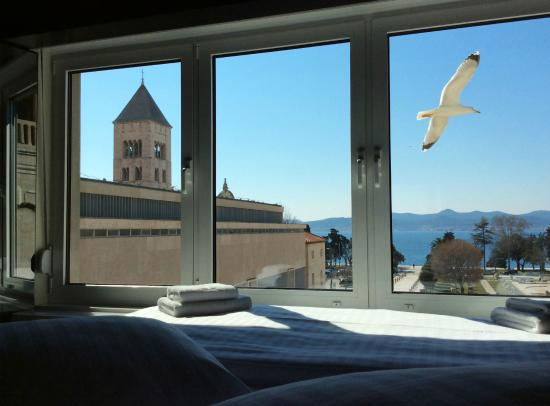 Boutique Hostel Forum: The view from 3rd floor