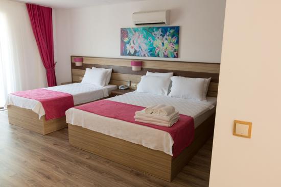 Eden Pyara Hotel : Triple Room