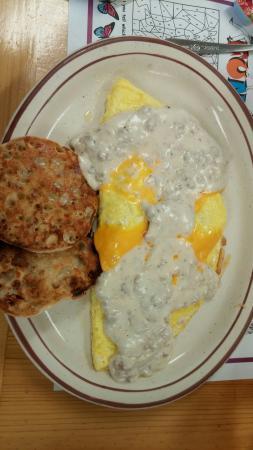 Pembine, WI: Custom Omelet