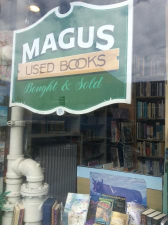 Photo of Magus Books in Seattle, WA, US