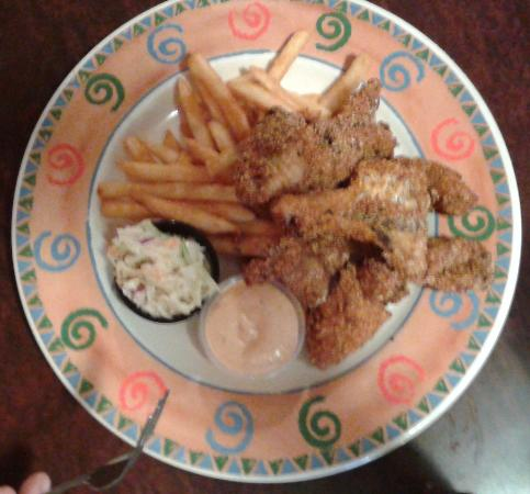 Grand Bayou Cajun Kitchen & Watering Hole: Cajun Catfish Dinner