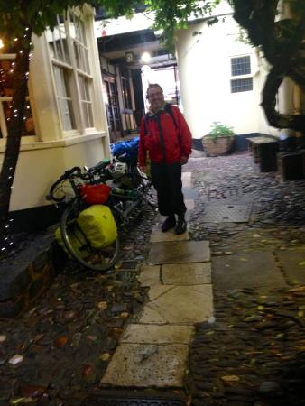 White Hart Hotel Exeter Phone Number