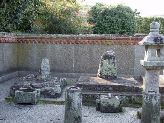 Baikakuji Temple: 増時と養光院