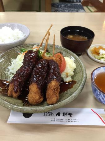 Tonkatsu Ozeki, Nibuike