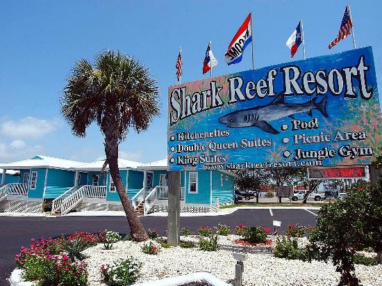 Shark Reef Resort
