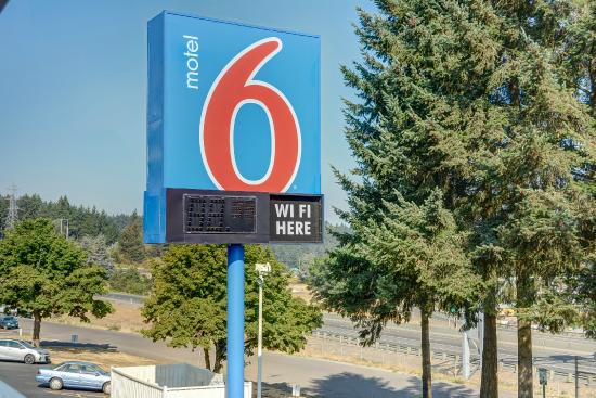 Motel 6 Eugene South - Springfield: Exterior