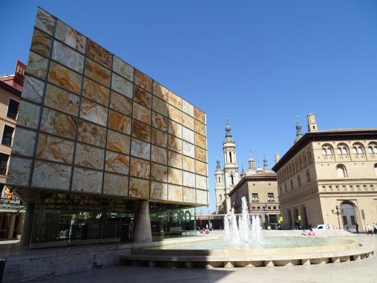Foto de Museo del Foro de Caesaraugusta, Zaragoza: Maqueta - TripAdvisor