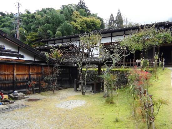 Eishoji Temple: Tsumago-Honjin_2