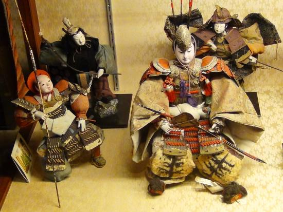 Eishoji Temple: Tsumago-Honjin_detail
