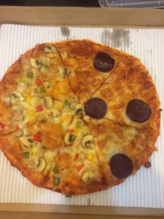 Corno Pizza