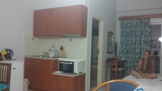 Helios Apartments : appartamento