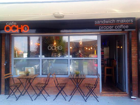 picture of cafe ocho woolston tripadvisor. Black Bedroom Furniture Sets. Home Design Ideas