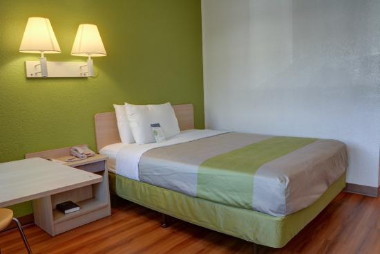 Motel 6 Eugene North - Springfield: Guest Room