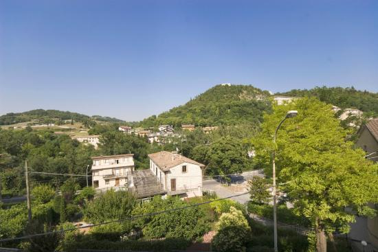 Raffaello Residence : Vista | Vista dall'Hotel
