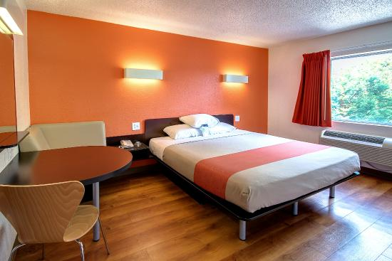 Motel 6 Philadelphia - King of Prussia: Guest Room