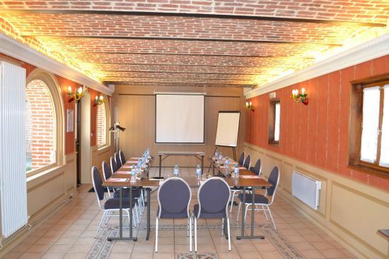 Le Domaine des Cigognes Hotel : Salon Murano 2 (Réunion)