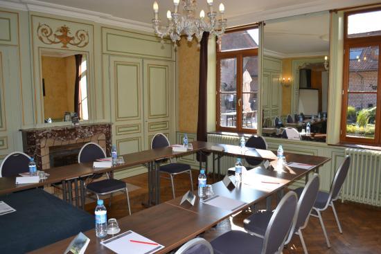 Le Domaine des Cigognes Hotel : Salon de la Cour (Réunion)