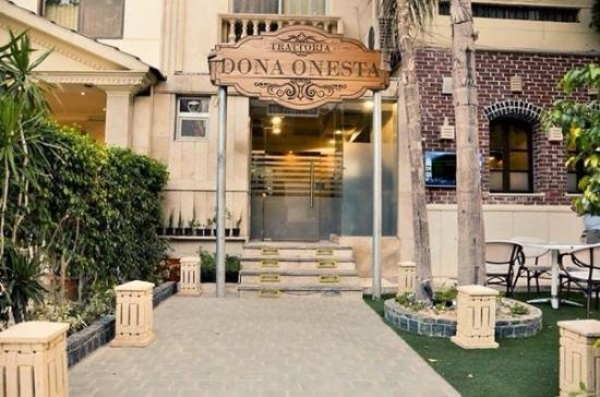 Dona onesta: Best fine dining food ever in a Italian environment