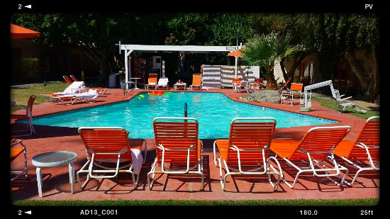 Mojave Resort: Best feature of this property- the Pool scene