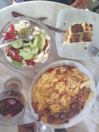 Melistakto Cafe: Delicious Lunch