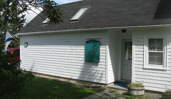 Roger Savage Studio, 611 Shore Rd., Liverpool Nova Scotia