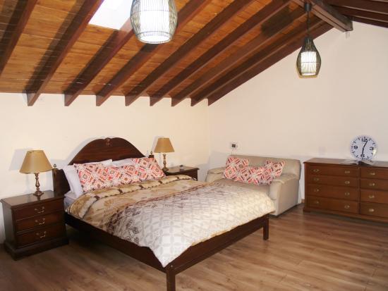 Hostal Rincon Familiar: Habitación Loft de Lujo Suite.