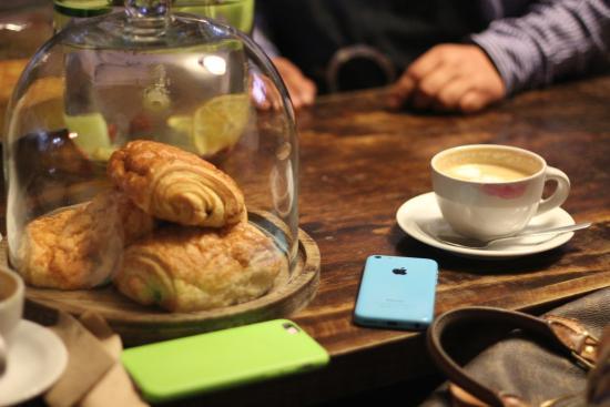 Cafe Memorias de un Barista