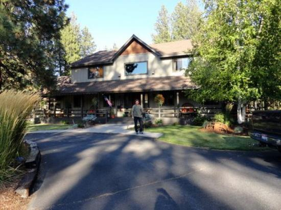 Sisters, OR: Blue Spruce B & B