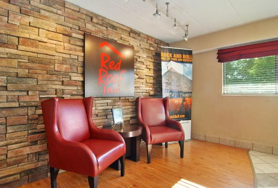 Red Roof Inn Cleveland - Westlake: Lobby
