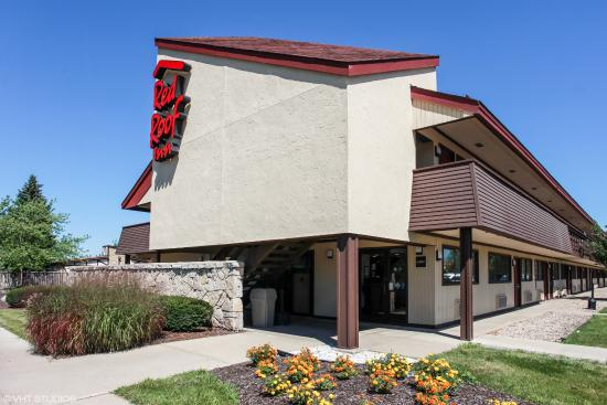 High Quality Red Roof Inn Michigan City: Exterior