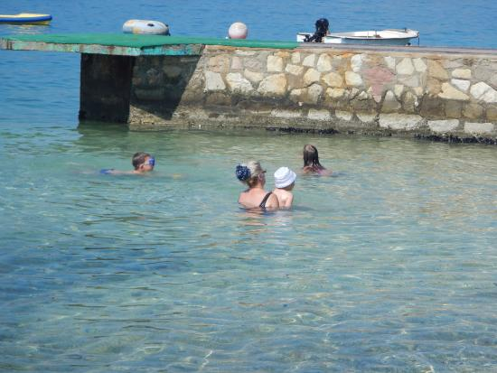 Hotel Xanadu: plage