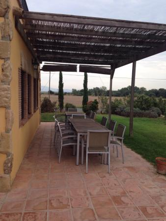 Ermita de Santa Llucia: Beautifully renovated farm house with a large land to stroll around!