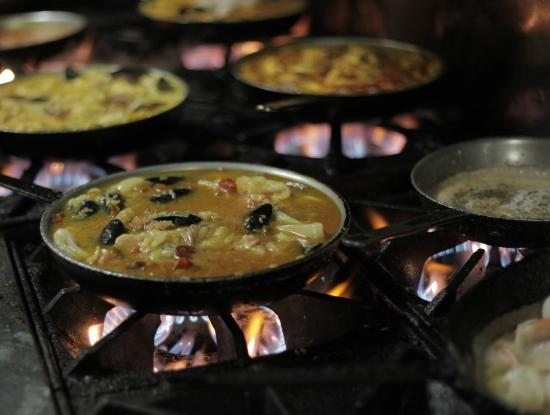 Cafe Seville: The best Paella in South Florida